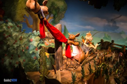 Kanga and Roo - Many Adventures of Winnie the Pooh - Magic Kingdom Attraction