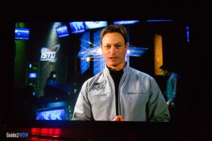 Mission: SPACE Preshow Briefing - Epcot Attraction
