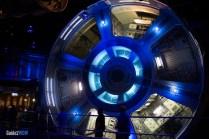 Mission: SPACE Queue 2 - Epcot Attraction