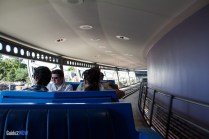 On the PeopleMover - Magic Kingdom Attraction