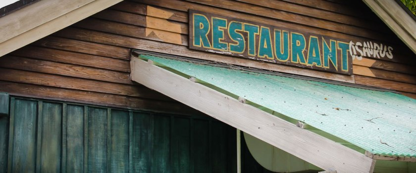 Restaurantosaurus - Animal Kingdom Restaurant