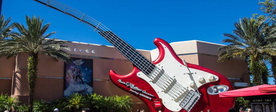 Rock 'n' Roller Coaster - Disney World Attraction
