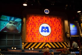 Stage - Monsters Inc Laugh Floor - Magic Kingdom Attraction