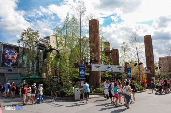 Exterior - Star Tours - Hollywood Studios Attraction