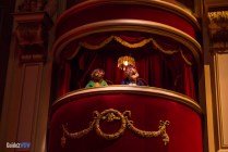 Statler and Waldorf - Muppet Vision 3D - Hollywood Studios Attraction