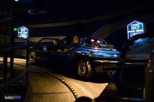 Test Track Ride Vehicle - Disney World