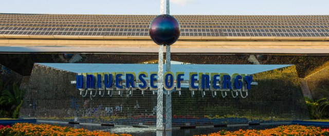 Universe of Energy - Disney World Attraction