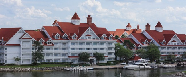 Grand Floridian - Disney World Resort