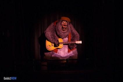 Country Bear Jamboree - Big Al - Magic Kingdom Attraction