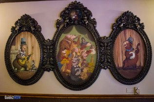 Country Bear Jamboree - Paintings - Magic Kingdom Attraction