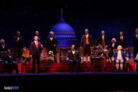 Hall of Presidents - Obama 2 - Magic Kingdom Attraction