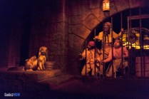 Pirates of the Caribbean - Prisoners and Dog - Magic Kingdom Attraction