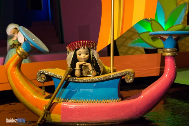 its a small world - Egypt - Magic Kingdom Attraction