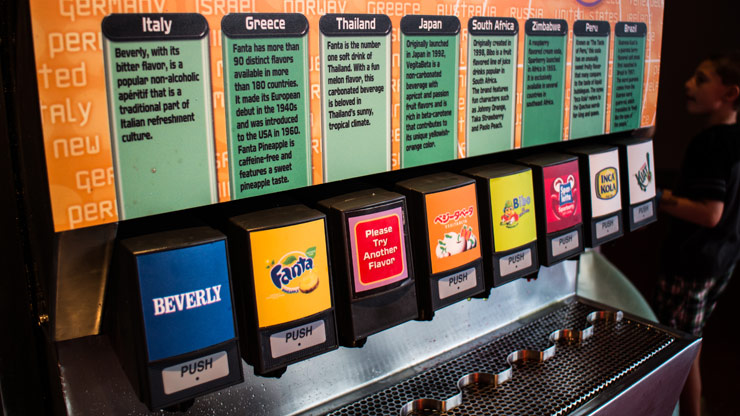 Club Cool - New Flavors - 2013 - Epcot