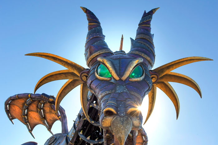 Festival of Fantasy - Dragon Float