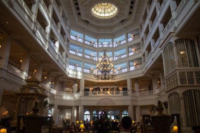 Grand Floridian Lobby - Walt Disney World