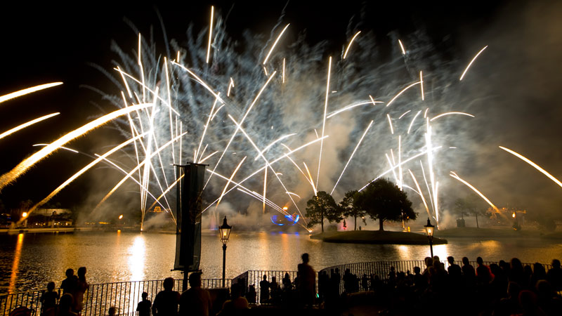 IllumiNations: Reflections of Earth Slated To End Summer 2019