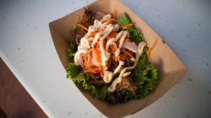 Lettuce Wrap - Epcot Food and Wine