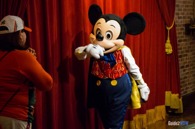 Mickey the Magnificent - Magic Kingdom Attraction-2