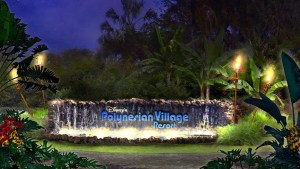 Polynesian Village Resort - Disney World Hotel