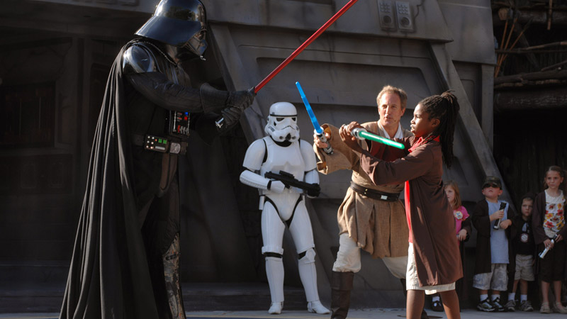 Star Wars Weekends - Jedi Training Academy