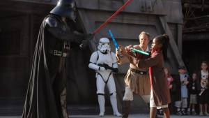Star Wars Weekends - Jedi Training Academy