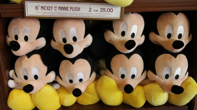 Mickey Mouse - WDW Merchandise