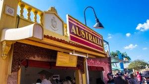 Australia - Epcot Food and Wine Festival
