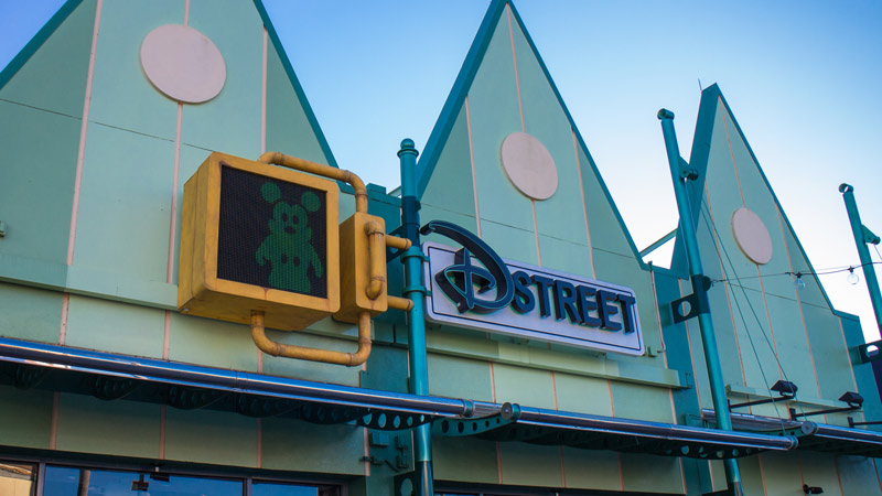 D-Street Downtown Disney - Walt Disney World