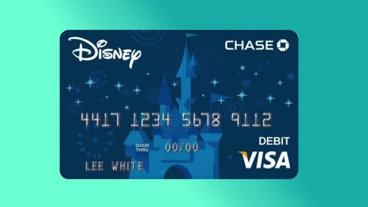 Chase Disney Visa Debit Card Discounts and Perks  Guide14WDW