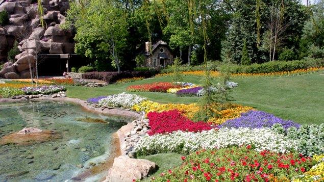 Epcot Gardens