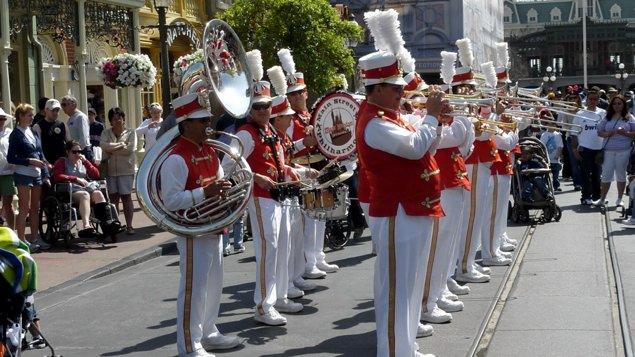 Magic Kingdom Marching Band