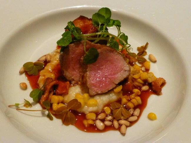 Berkshire Pork - Victoria & Albert's - Grand Floridian - Disney World Dining