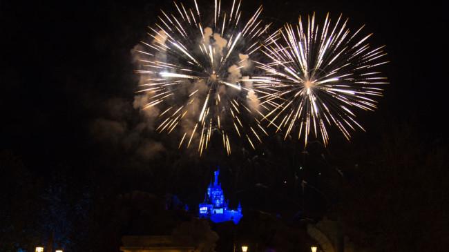 Beast Castle - Fireworks