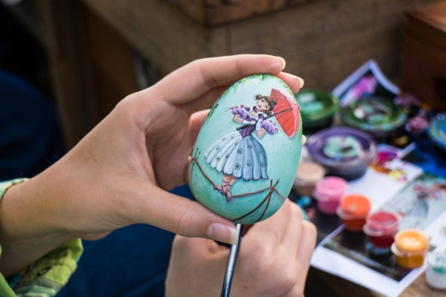 Haunted Mansion Easter Egg - Canon EOS M