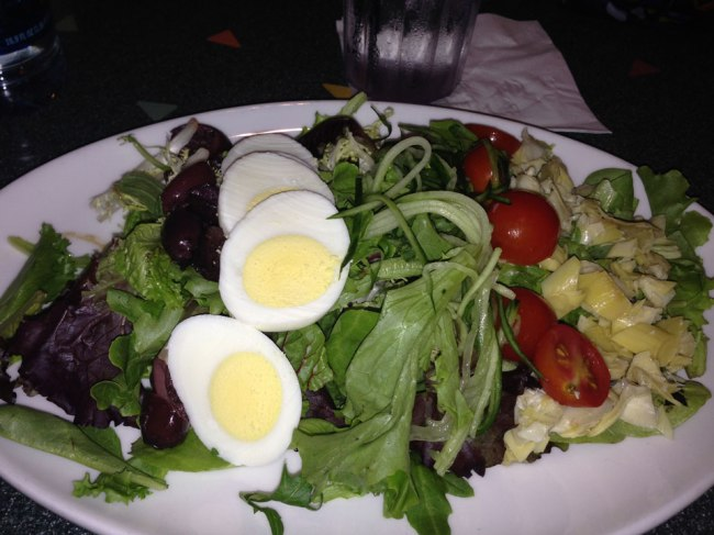 Wolfgang Puck - Downtown Disney - Chef's Salad