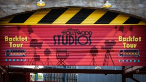 Backlot Tour - Hollywood Studios