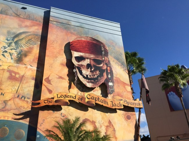Jack Sparrow - Hollywood Studios