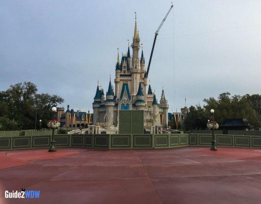 Castle - Magic Kingdom Hub Expansion