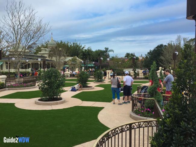 Plaza Gardens East - Magic Kingdom Hub Expansion