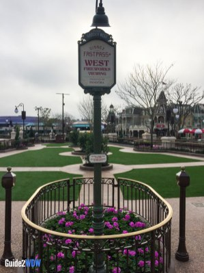Plaza Gardens West - Magic Kingdom Hub Expansion