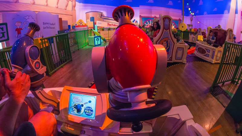 Toy Story Midway Mania Getting Expansion | Guide2WDW