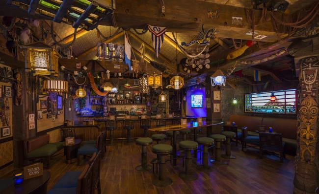 Interior - Trader Sam's Grog Grotto at Disney World
