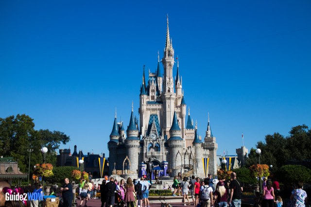 Cinderella Castle - Disney World