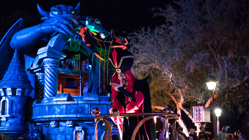 Mickey's Not So Scary Halloween Party To Haunt the Magic Kingdom ...