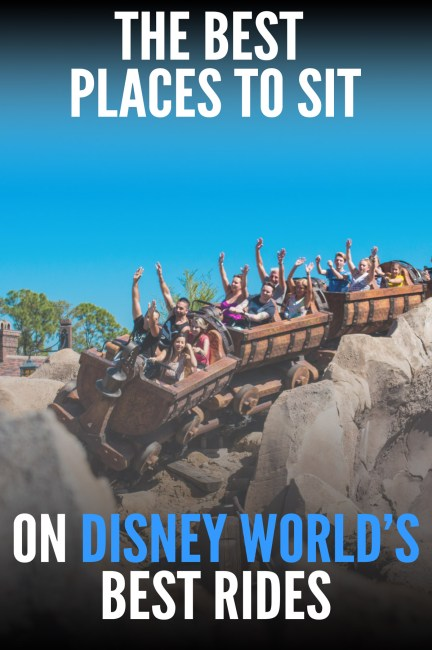 The Best Places to Sit on Disney World's Best Rides - Guide2WDW