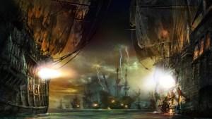 Shanghai Disneyland Pirates of the Caribbean - Video Ride-through