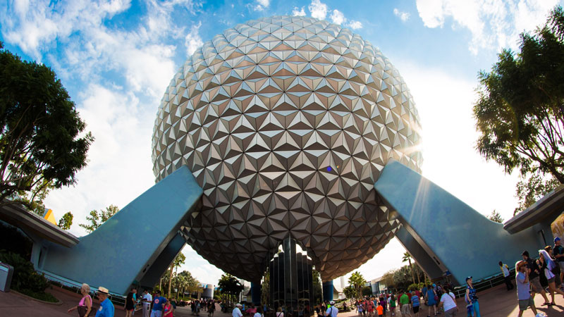 Spaceship Earth - Disney World