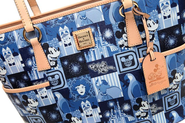 Disney World 45th Anniversary Merchandise - Dooney and Bourke
