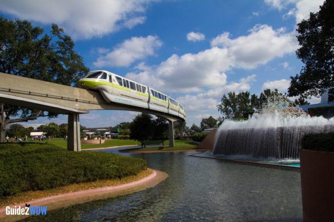 Epcot - Monorail
